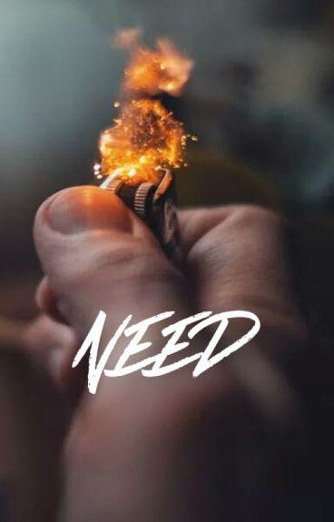NEED { BTS-TAEHYUNG}