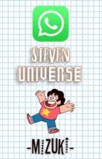 WhatsApp! Steven Universe by -mizuuki-