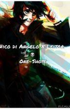 Nico di Angelo X Leitor - One-Shots by _random-fangirl_