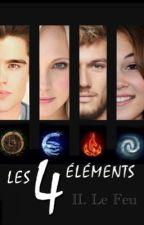Les Quatre Éléments II - Le Feu by LaraMonaOreos