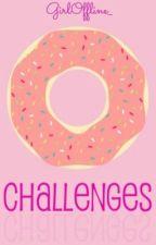 Challenges by GirlOffline_