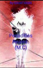 Pesadillas Reales.(Michael Clifford) by MAIATXMIN