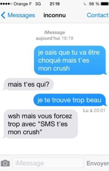 || t'es mon crush ||[ twitter ]||Cameron Dallas || (réécriture)