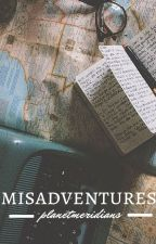 Misadventures (A Greyson Chance Story) by planetmeridians