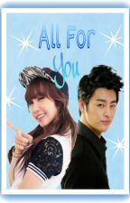 All For You by ayirakim