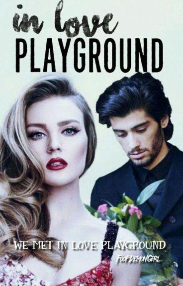 In love playground #wattys2016