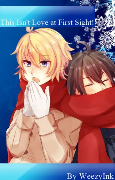 This Isn't Love at First Sight! - MikaYuu College AU