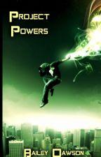 Project Powers by WinterSiren