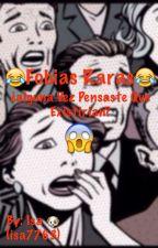 Fobias raras by IsaBazaes