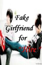 Fake Girlfriend for Hire (On Going) by iluvchamae