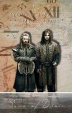 《Together even after death》|Kili & Fili| by iordanae