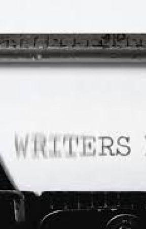 Writer's Block by Yuijean