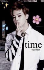 T i m e | BTS Jimin Fanfic | 방탄소년단 by exovibes