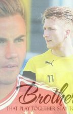 Götzeus~We are forever/FF by fedemila_bvb
