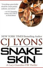 Snake Skin by CJLyons