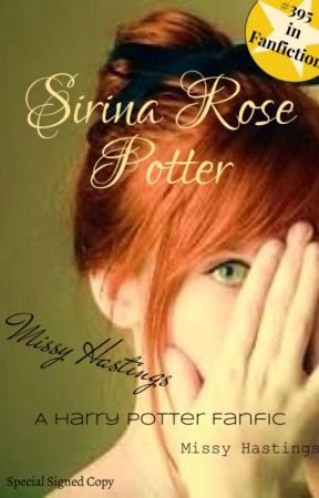 Sirina Rose Potter by _likemysoul