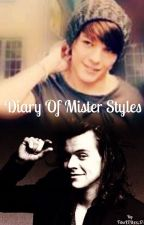 Diary Of Mister Styles by NiAdBee_