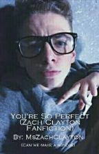 You're So Perfect (Zach Clayton Fanfiction) by ZacharysWifiWifey