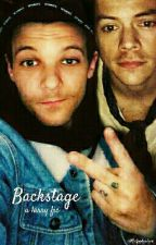 Backstage. » larry stylinson by allthefookinlove
