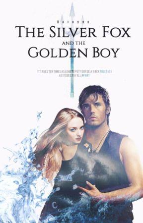 THE SILVER FOX & THE GOLDEN BOY ▷ FINNICK ODAIR [1] by bathsss