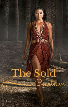 The Sold Courtesan by sherby16