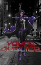 Young Justice: Dream Hex by Kaylathewriter14