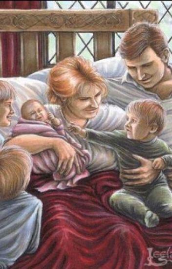 adoptada por los weasley (percy weasley y tu)