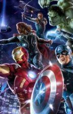 Mein Leben mit den Avengers by Schatten29