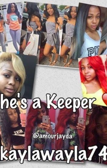 She's a Keeper. ❤️‼️