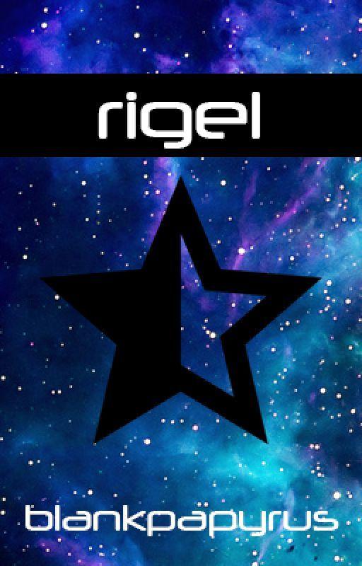 RIGEL - MxM, Slash (Sci-Fi) by BlankPapyrus