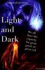 Light and Dark by AquariusEquestrian