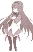 Homura x Reader Yuri by gymagirl12