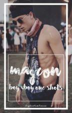 magcon boyxboy one shots  by highontomlinson