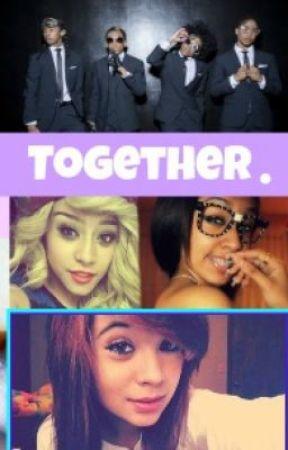 Together . [ A MB /  Scary Love Story ) by KasJx3