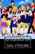 sailor moon la banda ★ by gabifarfanxd