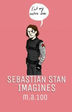 Winter Soldier/Bucky Barnes/Sebastian Stan Imagines by marvels_agents100