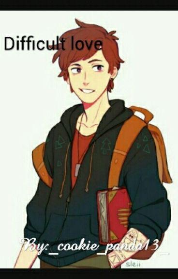 [difficult love]  Dipper x reader