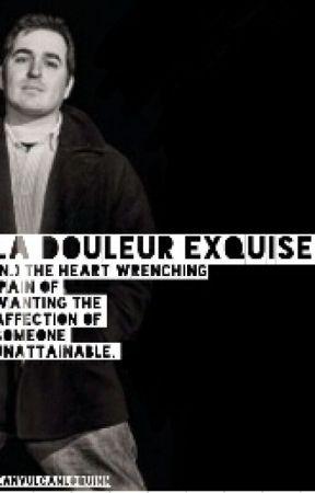 La Douleur Exquise   Brian Quinn by QuinnVulcano