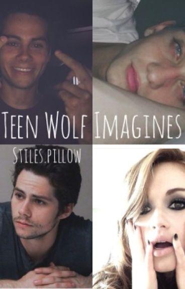 Teen Wolf Imagines  Season 5