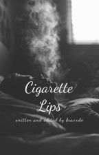 Cigarette Lips by bravxdo_