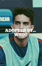 Adopted By... Who? //Marc Bartra// by portuguese_girl_