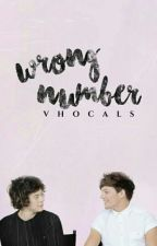 WRONG NUMBER » larry [editing] by vhocals