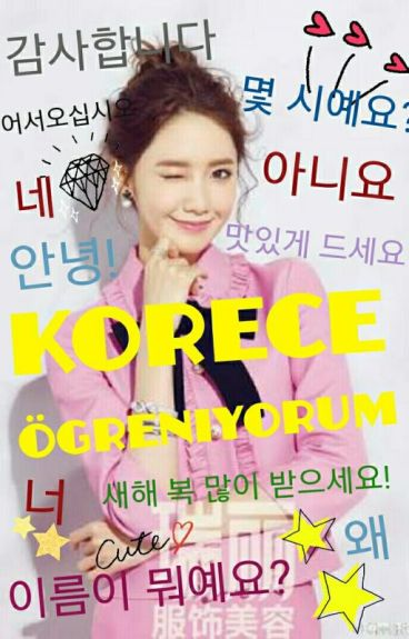 Korece Öğreniyorum