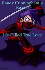 It's Called True Love [Randy Cunningham x Reader] by TatoTheDestroyer