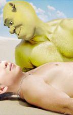 Rapmon x Shrek by SmartWaterVHope