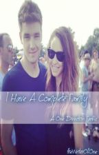 I Have A Complete Family. ( One Direction FanFic) by BlackFeather292