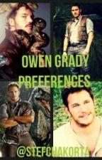 Owen Grady preferences imagines by StefChakorta11