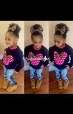 nicki minaj daughter by romanreignslover124