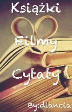 Książki, Filmy, Cytaty by glamourizer