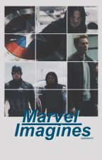 Marvel Imagines. by kylafaithe12